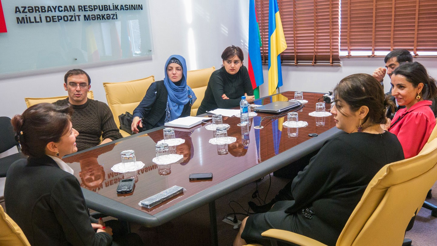 Azerbaijan: Training top business journalists